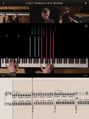 The Liszt Sonata App
