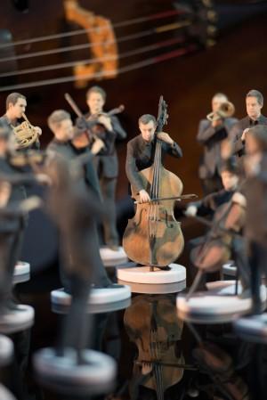 Aurora 3D mini orchestra