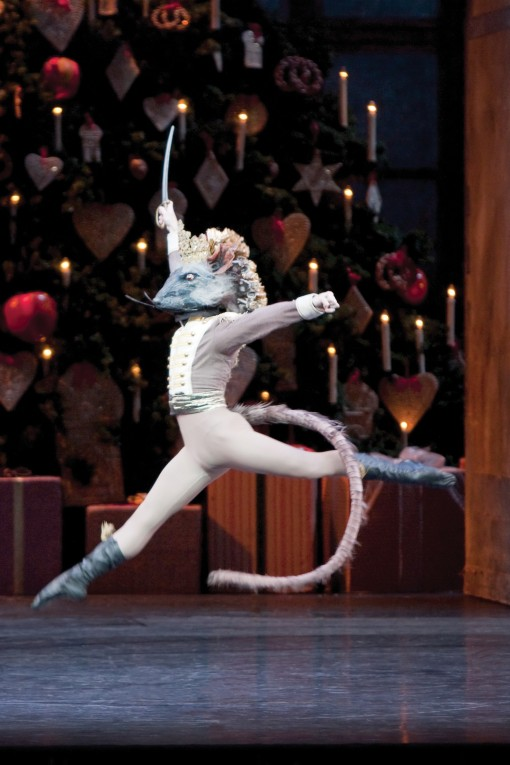 The Mouse King in The Nutcracker © Johan Persson