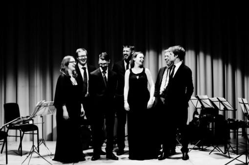 Berkeley Ensemble © Louise Mather