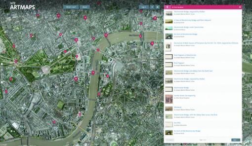 Tate Art Maps; courtesy of Tate