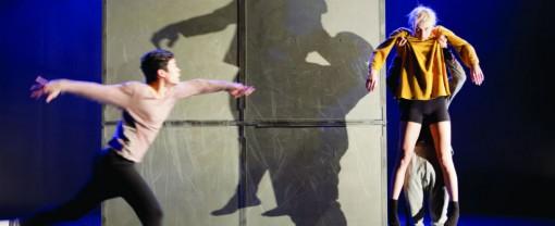 ONE by Uppercut Dance Theatre © Henrik Sørensen