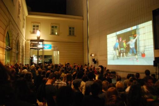 Dance Karaoke, courtesy of Tanzquartier Wien