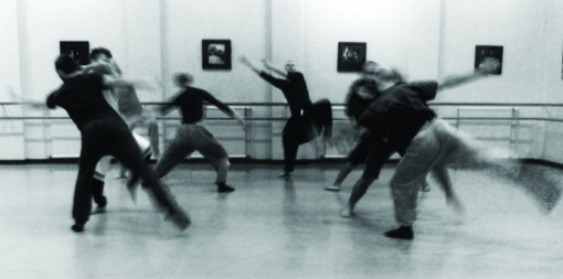Rehearsals for Morphed courtesy of TS