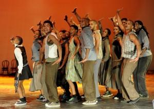 Biko's Quest © Jazzart Dance Theatre
