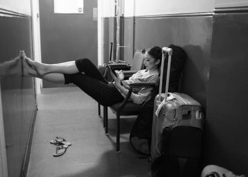 English National Ballet dancer Senri Kou © ASH