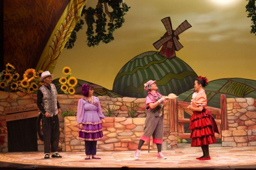 Little Red Hen (I Theatre 2013)