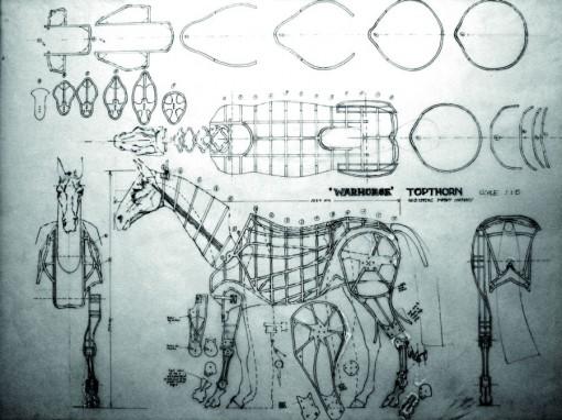Design for War Horse by Adrian Kohler