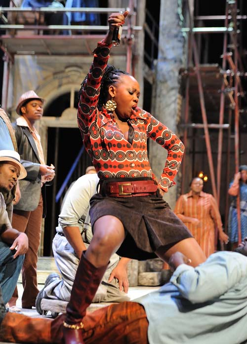 Cape Town Opera's production of Porgy and Bess