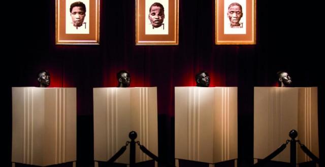'Dr Fischer's Cabinet of Curiosities' - EXHIBIT B - photo by Ada Nieuwendijk