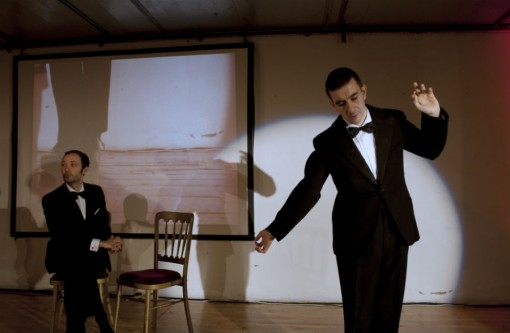 Dancer Ian Johnston will perform at Unlimited 2014 © Niall Walker