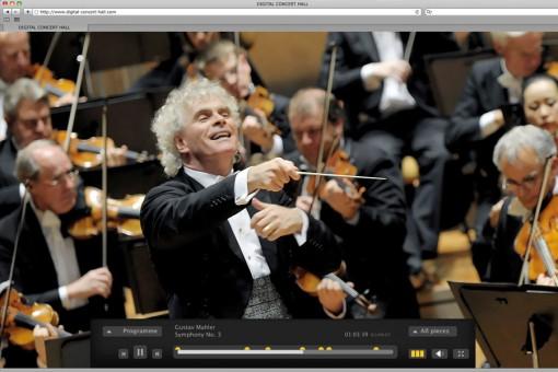 Berlin Philharmonic's Digital Concert Hall