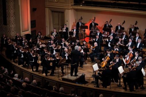 Czech Philharmonic © Martin Kabat