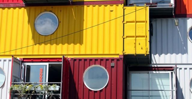Trinity Buoy Wharf's Container City