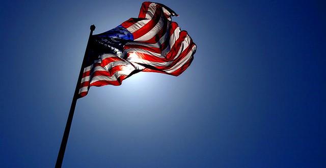 American flag © Flickr