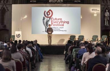 FutureEverything 2014 festival