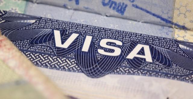 US Visa Robert Baird