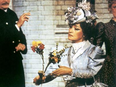 Leyla Gencer in Britten's Albert Herring', La Scala, Milan, 1980