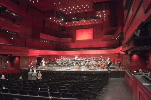 Eldborg hall at Harpa