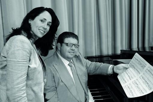 Glenn Amer and Tarita Botsman