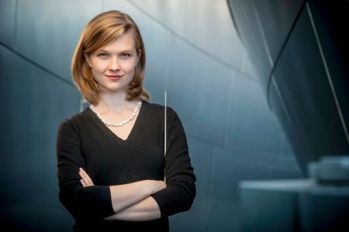 CBSO appoint Mirga Gražinytė-Tyla as music director
