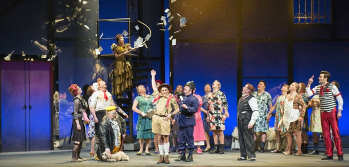 Barber of Seville WNO
