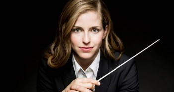 Karina Canellakis is the recipient of the Sir Georg Solti Conducting Award 2016