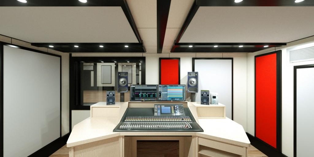 RNCM BOXY Pod © Amadeus Acoustic Solutions and BOXY