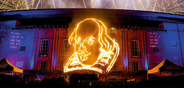 BBC's Shakespeare anniversary celebrations