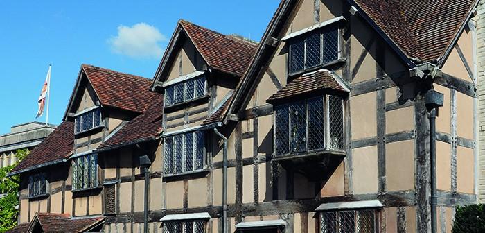 Shakespeare's Family Home – Shakespeare Birthplace Trust © Shutterstock