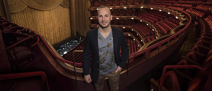 Yannick Nézet-Séguin at the Met