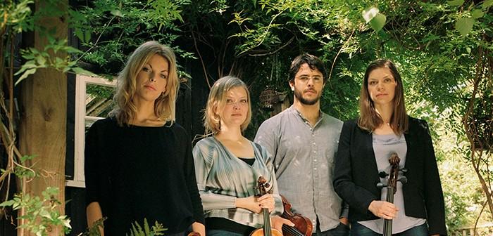 Chiaroscuro Quartet © Eva Vermandel