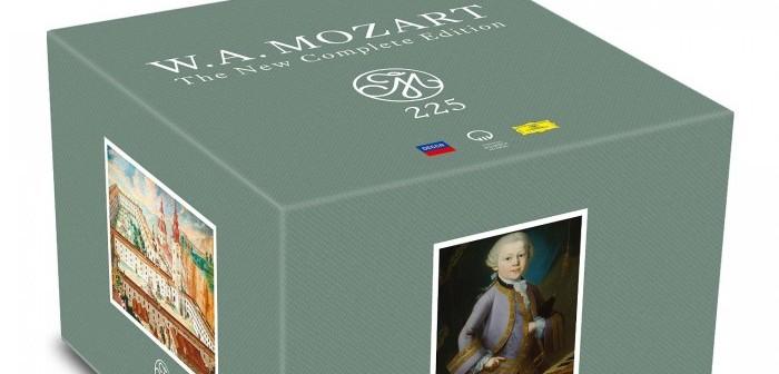Mozart 200 CD boxset
