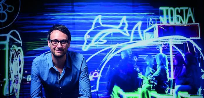 Joseph Mitchell: Photo courtesy OzAsia Festival