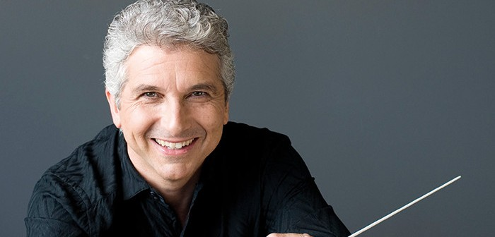 TSO Music Director Peter Oundjian