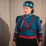 Julia Sandiford in Shangri-La by Amy Ng: Photo © Scott Rylander