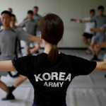 Korean Army Ballet