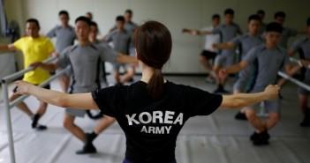 Korean Army Ballet