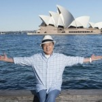 Jackie Chan Sydney Opera House