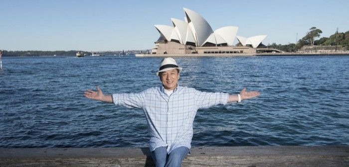 Jackie Chan on Sydney Opera House | International Arts Manager
