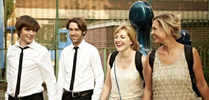 Sacconi Quartet Heartfelt