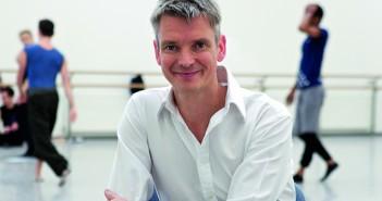 Christopher Hampson: Photo courtesy of Scottish Ballet