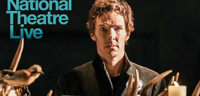 The fangirl's dream – Benedicit Cumberbatch | NT Live © National Theatre