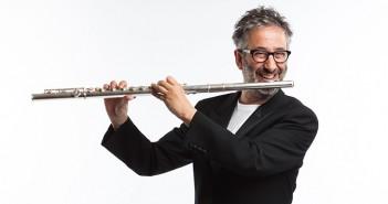 David Baddiel Virtual Orchestra © BBC