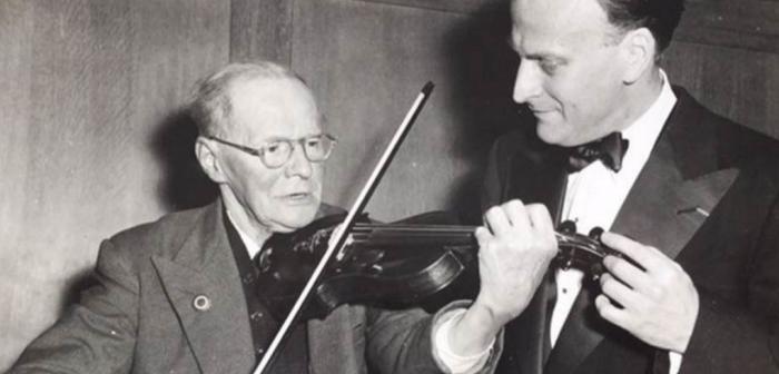 Churchill violin