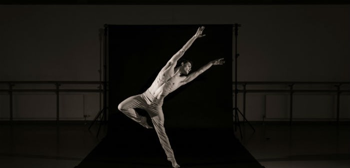 Scottish Ballet's Barnaby Rook Bishop © Christina Riley