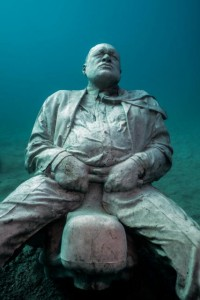 Deregulated © Jason deCaires Taylor