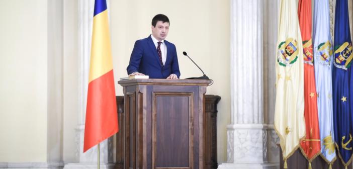 Ionut Vulpescu Romania