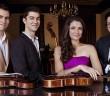 Dover Quartet: winners of the 2013 Banff International String Quartet Competition © Do