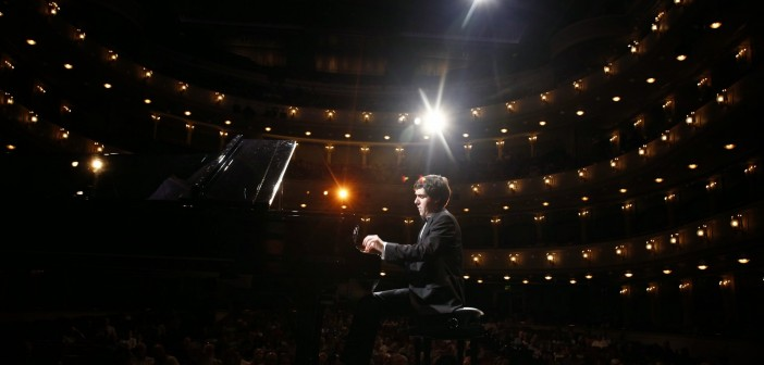 Going for Gold at The Cliburn in Texas 2017